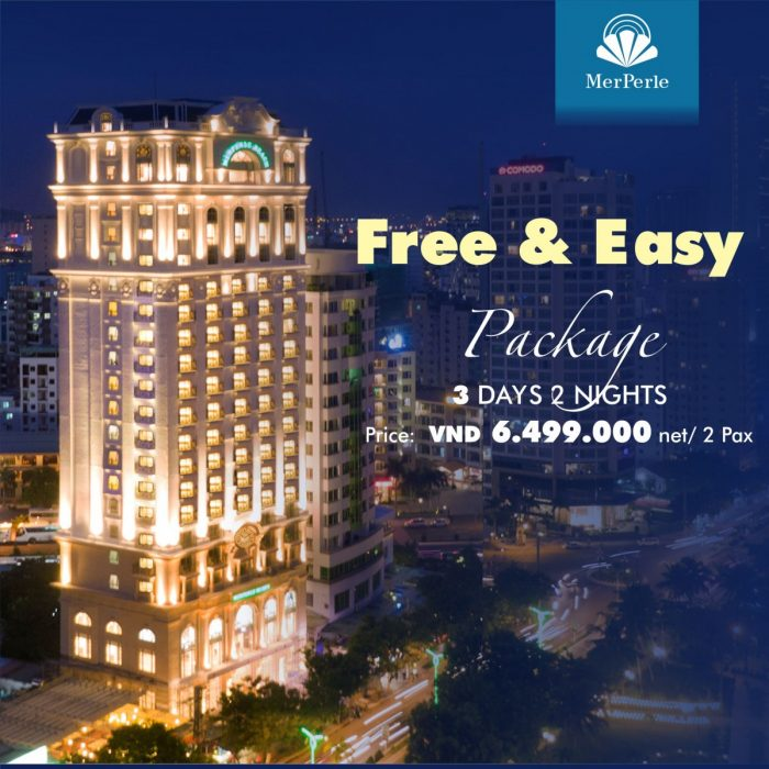Free & Easy Package - ONLY 5,243,000vnd/2 pax