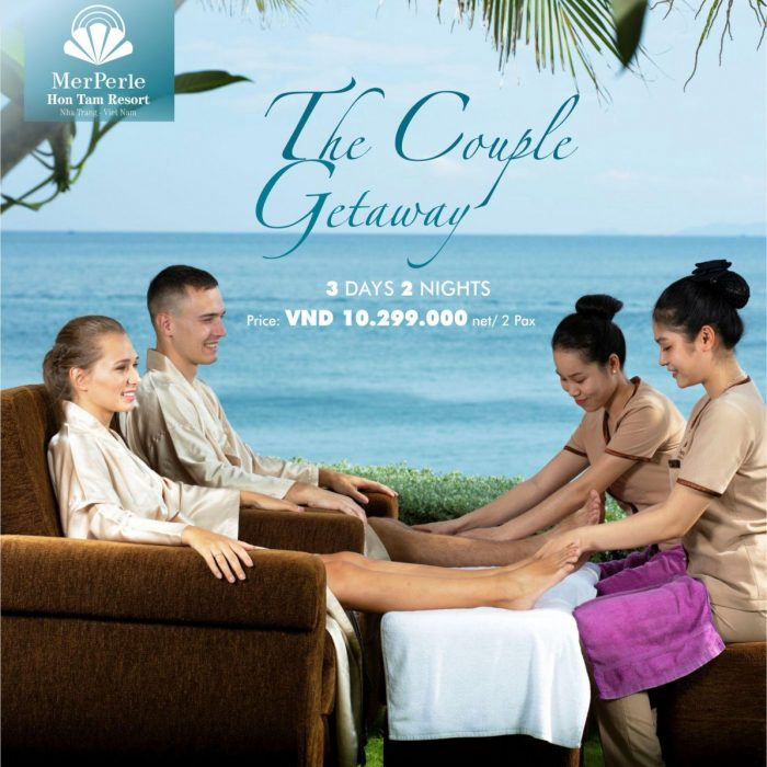 THE COUPLE GETAWAY - ONLY 7,867,000vnd/2pax