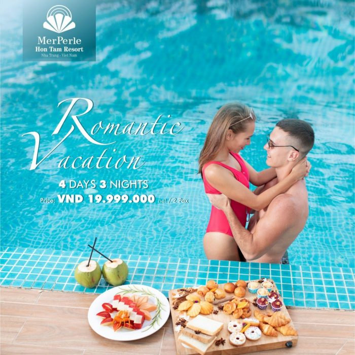 ROMANTIC VACATION - ONLY 16,320,000vnd/2 pax