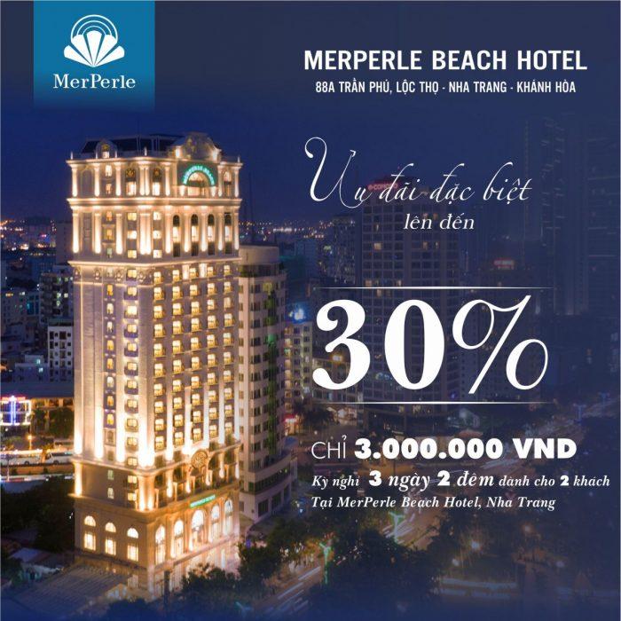 Summer HOT DEAL 2020 - MERPERLE BEACH HOTEL