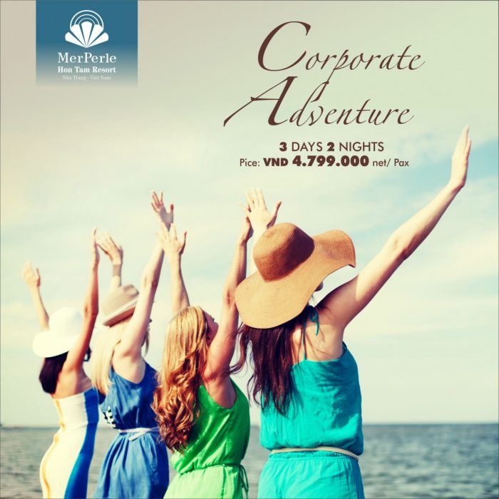 CORPORATE ADVENTURE - ONLY 3,463,000vnd/pax