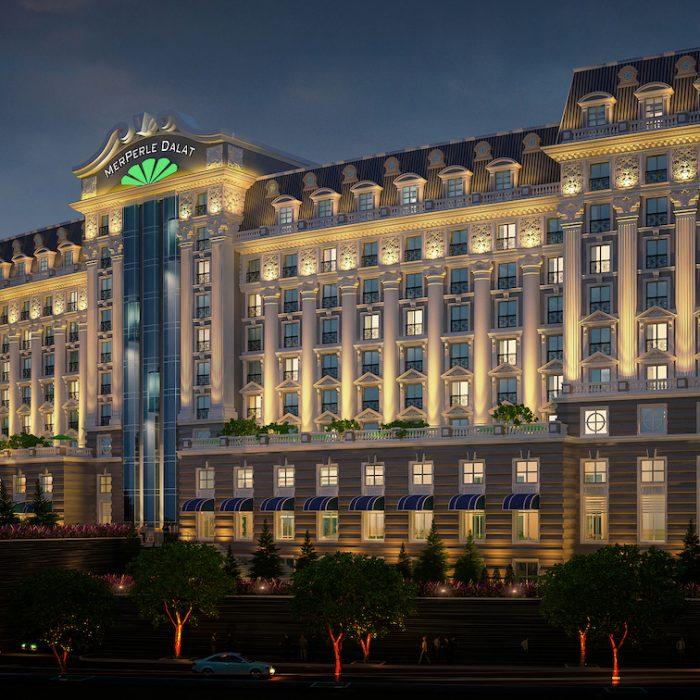 MERPERLE DALAT HOTEL